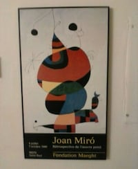 Copy fo grate painter from ( Joan Miro  ) Deerfield Beach, 33441