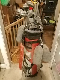 FULL SET/GOLF CLUBS