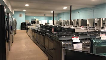 Variety of appliances 10% Discount