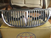 LINCOLN   TOWN CAR GRILLE 1998 TO 2002 BROOKVILLE