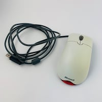 OFFICIAL MICROSOFT OPTICAL 1.1A USB MOUSE Vancouver, V5T 2M5