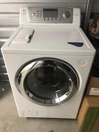 white front load clothes washer Knoxville, 37931