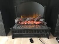 Electric Hearth/Heater  Springfield