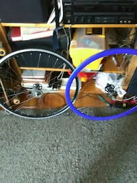 Bicycle rims for  fixed gear bike Winchester, 22602