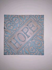 Hope 12x12 home decor.  Pic doesnt do justice  Cape Coral, 33909