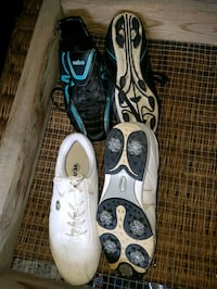 Golf and soccer shoes Kelowna, V1Z 3G2