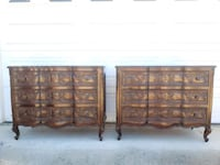 Henredon Four Centuries french country dressers  Oceanside, 92057