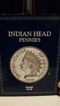 Indain head pennies
