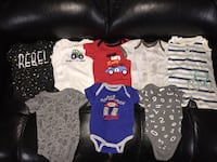 0-3 month boy clothes  Barrie, L4M 6G6