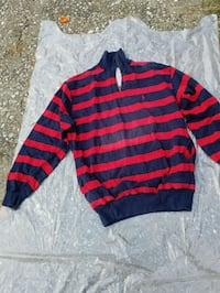red and black striped sweater Washington, 20037