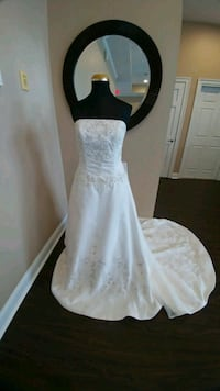 $$$ Reduced - New With Tags - Wedding Gown Fredericksburg, 22407