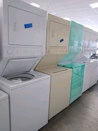 stackable unit washer and dryer  Bowie, 20715