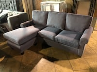 Sectional Couch - Grey Toronto