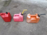 gas cans Jacksonville, 28546