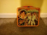 Buck Rodgers in the 25th century lunch box Jacksonville
