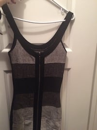Guess by Marciano black to white dress Toronto, M5T