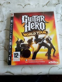 Funda de juego Guitar Hero 3 PS3 Ontígola, 45340