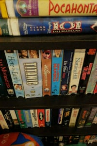 assorted DVD movie case collection Bakersfield, 93308