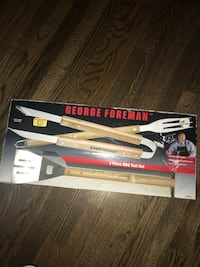 George Foreman 3 piece wood tool set Oxon Hill, 20745