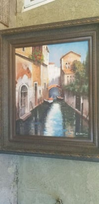 Italian picture hand painted  Santee, 92071