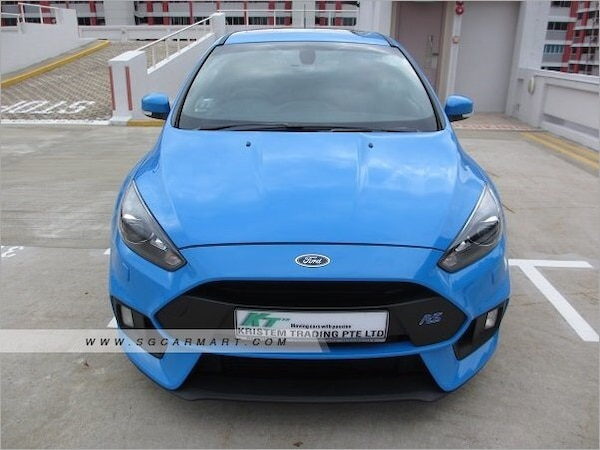 Ford Focus RS 2.3M