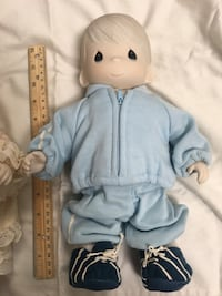 baby doll in blue onesie Pomona, 91767