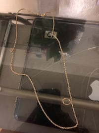 14k gold chain Paso Robles, 93446