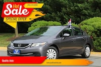 Honda Civic Sedan 2014 Sterling