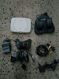 Play station one complete