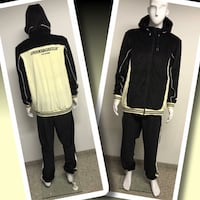 Full velour suits available by Crooks & Castles  Winnipeg, R2J 2E7