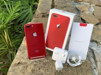 Iphone 8plus red for sell