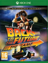 FACTORY SEALED BACK TO THE FUTURE 30TH ANNIVERSARY Cambridge