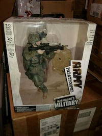 Military's  figure 12 inch