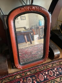 Vintage wooden mirror Arlington, 22201