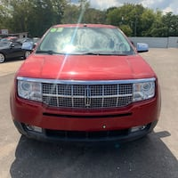 2007 Lincoln MKX Montgomery