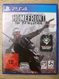 Homefront The Revolution  6703 km
