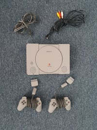 Playstation 1 Original Fully Working - $60 Chicago