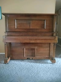 Antique piano!100year old piano needs a new home.