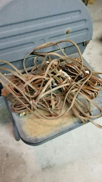 7 extension cords  Conway, 29526