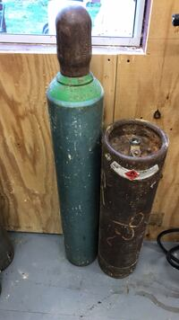 Oxygen  and Acetylene tanks Frederick, 21703