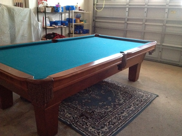 Used Craftmaster Pool Table For Sale In Land O Lakes Letgo - Craftmaster pool table