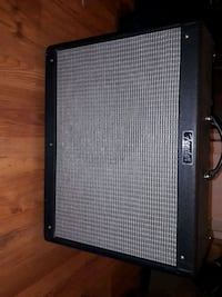 black and gray guitar amplifier Winnipeg, R3A