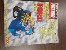 The Best of Hot Rod Ford Engines magazine