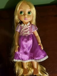 Disney's Young  Rapunzel doll  from Tangled