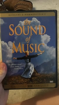 The Sound of Music DVD case Fairfax, 22030