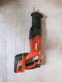 Hilti WSR 18-A 18v Cordless Sawzall w Battery & Charger Marlborough, 01752
