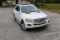 2009 Mercedes ML 320 diesel truck with 168 000 miles with a lot of features like power lift gate hill descent control ,Hill stars assist control ,electronic stability control,rear air conditioning control Harmon kardon premium sold system ,navigation ,re Duluth, 30097