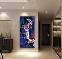 Micheal Jackson 3pcs Art work - Brand New Ottawa