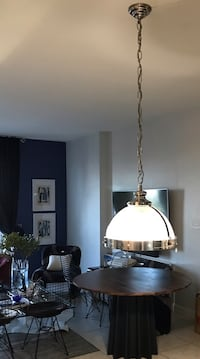 Restoration Hardware CLEMSON PRISMATIC SINGLE PENDANT Miami, 33127