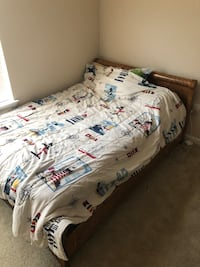 Bed frame, mattress and box spring for sale Columbia, 29203